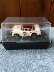 Auto World Route 66 Slot Set Car 1955 Chevy  NIP