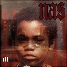 "NAS ""ILLMATIC"" CD NEU"