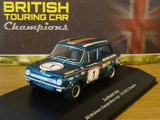 ATLAS CORGI VANGUARDS BTCC SUNBEAM HILLMAN IMP BILL MCGOVERN CAR MODEL HR07 1:43