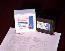 Fomapan R100 Super 8mm Film Cartridge