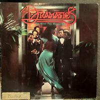 "THE DRAMATICS - Do What You Wanna Do - 12"" Vinyl Record LP - VG+ (Cheesecake)"