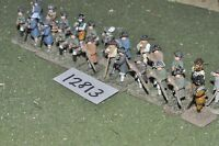25mm AWI / american - infantry 24 figs - inf (12813)