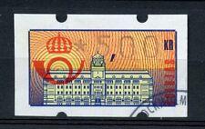 Svezia 1992, 5K MACHINE etichetta utilizzata #A 36606