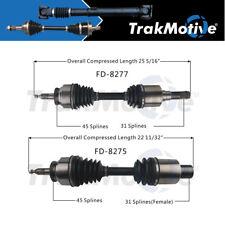 TrakMotive GM-8275 CV Axle