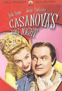 Casanovas Big Night (DVD, 2005) Brand New, Sealed