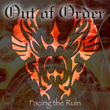 OUT OF ORDER - Facing The Ruin - CD - 165867