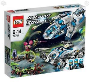 LEGO GALAXY SQUAD TITAN NEUF NEW  70709