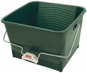 Wooster 8616 Polypropylene Paint Bucket, 4 Gal