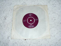 """Petula   Clark   Romeo  /  You're  Getting To Be A habit With Me  1961  7"""" Vinyl"""