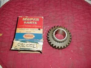 NOS MOPAR 1953-62 MANUAL TRANSMISSION SECOND GEAR W/ PIN TYPE SYNCHRONIZER