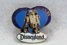 Disney DLR Disneyland Cast Member 2015 Blood Drive Pin Star Wars R2-D2