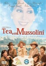 Tea With Mussolini 5050582362657 DVD Region 2