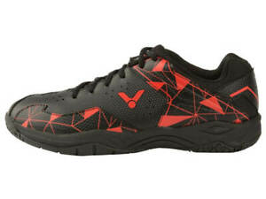 Victor Badminton Shoes Unisex Black Red Racquet Racket Indoor Shoes NWT A362 CD