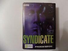 SYNDICATE  Sega Genesis Mega Drive.