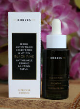 KORRES Black Pine Anti Wrinkle Firming & Lifting Face Serum 2 X 30ml