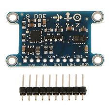 9 Axis IMU L3GD20 LSM303D Module 9DOF Compass Acceleration Gyroscope Arduino ASS