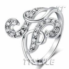 Cubic Zirconia White Gold Plated Wedding Party Jewellery