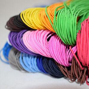 Elastic String Strecth Beading Thread Cord DIY Bracelet Necklace Jewelry Making