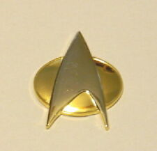 Star Trek The Next Generation Authentic 1/2 Size COMMUNICATOR PIN