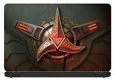15.6 inch Star Trek-Klingon-Laptop Vinyl Skin/Decal/Sticker/Cover-LST02