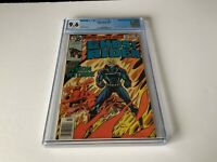 GHOST RIDER 34 CGC 9.6 WHITE PAGES COOL DEMON WITHIN COVER MARVEL COMICS 1979