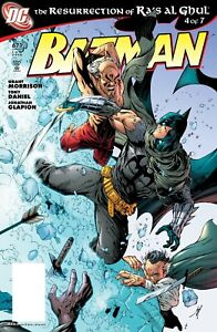 BATMAN (1940) #671 The Resurrection Of Ra's Al Ghul Part 4 - Back Issue