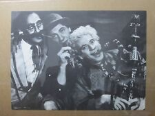 Marx's Brothers comedians Vintage Poster Funny Comedy 1970's Inv#2663