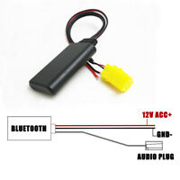 Best Mini ISO 6pin Bluetooth AUX Adapter for Alfa Romeo 159 Fiat Grande Punto
