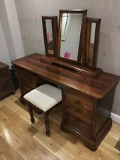 Willis & Gambier Dressing Table & Stool