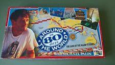 Around the World in 80 Days, Board Game, Michael Palin