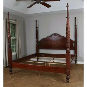 Ethan Allen Bristish Classics Montego King Bed   ( 6-8 weeks)