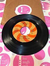 SPANKY AND OUR GANG ~ SUNDAY MORNIN' / ECHOES ~ MERCURY 45 RPM