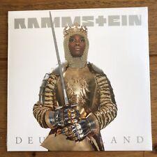 """Rammstein - Deutschland 7""""  Vinyl Sealed"""