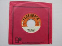 "THE MONKEES I'm A Believer US PRESSING 7"" VINYL SINGLE FLASHBACK RECORDS"
