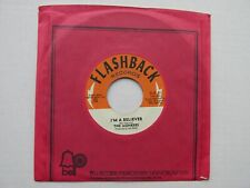 """THE MONKEES I'm A Believer US PRESSING 7"""" VINYL SINGLE FLASHBACK RECORDS"""