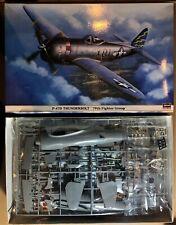 HASEGAWA 08187 - P-47D THUNDERBOLT '79th FIGHTER GROUP' - 1/32 PLASTIC KIT