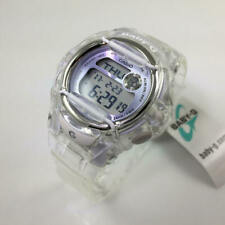 Casio Baby-g Clear Digital Sport Womens Watch Bg169r-7e