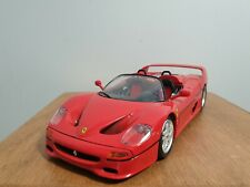 Burago 1/18 Ferrari F50 1995
