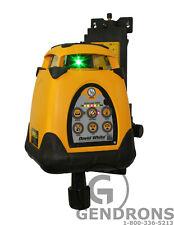 Davis White 3150g Green Self Leveling Rotary Laser Leveltopcontrimblespectra