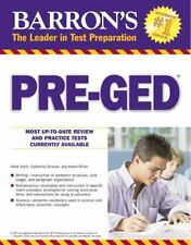 Barron's Pre-GED by Karen Miller, Mark Koch and Catherine Bristow (2012, Paperb…