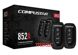 2020 new Compustar CS852A 1-Way 3000' Alarm Keyless Siren Control Module CM2400