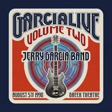 Jerry Garcia Band GarciaLive Volume Two 4LP VINYL RSD BF 2020 BRAND NEW