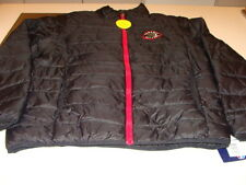 Toronto Raptors NBA Basketball Primary New Logo Carl Banks Packable Jacket XL