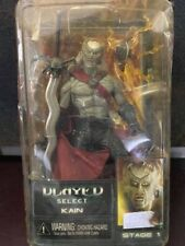 UBER RARE HTF VTG SEALED NECA PLAYER SELECT STAGE 1 LEGACY OF KAIN ACTION FIGURE