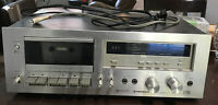 Vintage 1980s Pioneer CT-F650 2-Channel Stereo Cassette Tape Deck Parts/Repair
