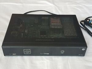 Frontier / Verizon MOTOROLA QIP7100 2 HD CABLE TV SET-TOP BOX FIOS TV