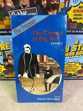 Vintage 1988 THE PRISONER CHIMES OF BIG BEN Episode 2 Video Movie VHS NEW Sealed