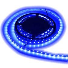 12V 3528 60 LEDs Blue 5M LED Light Strip Sticky Tape Home Decor IP20 Can Cut