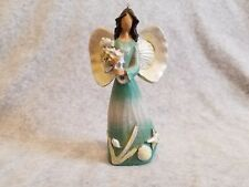 Angel with Seahorse Ornament **Super Cute**