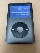 Apple iPod Classic A1238 6th Generation 160GB Black